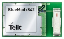 - BE890D2S136T0I1, BlueMod+S42 Bluetooth LE 4.2