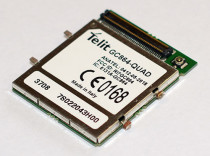 - Quad-band 850/900/1800/1900 MHz GSM/GPRS