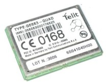 - Quad-Band GSM/GPRS Module with Integrated GPS