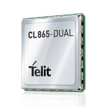 Telit - Dual Band CDMA/1xRTT up/down link 153.6kbps