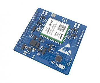 GPRS Transparent Transmission Module, 30~33dBm, UART, 42*40*9.7mm