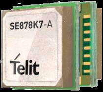 Telit - JUPITER SE878K7-A Smart Antenna GPS Receiver Module