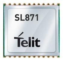 Telit - JUPITER SL871 GNSS ARM7 Module for GPS Galileo Beidou