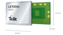 - LTE 150/150 DC-HSPA+ 42.0/5.76 Embedded