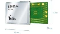 LTE 150/150 DC-HSPA+ 42.0/5.76 Embedded
