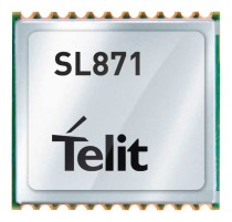 Telit - SL871-Bitrate @ 9600 FW version