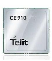Telit - Telit CE910-DUAL-S CDMA/1xRTT module for Sprint