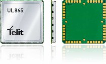 Telit - Telit UL865NAD206T701 UMTS HSPA 7.2/5.76 Embedded North America